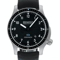 Bremont Boeing new Automatic Watch with original box and original papers 1-BK