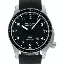 Bremont Boeing Steel 43mm Black