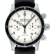 Bremont Boeing new Automatic Chronograph Watch with original box and original papers 247-WH