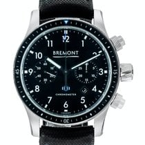 Bremont Boeing Steel 43mm Black United States of America, New Jersey, Cresskill