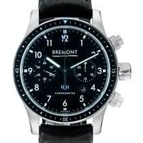Bremont Boeing Acier 43mm Noir