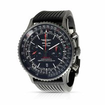 Breitling Navitimer 01 (46 MM) Steel 46mm Black United States of America, New York, New York