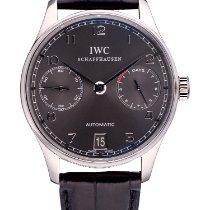 IWC IW500106 Oro blanco Portuguese Automatic 42.3mm usados