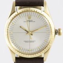 Rolex Explorer Oro giallo 34mm Argento Italia, milano