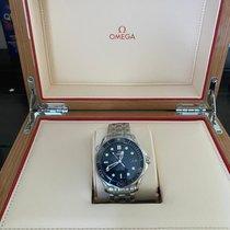 Omega Seamaster Diver 300 M Steel 41mm Blue No numerals UAE, Dubai