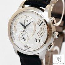 Glashütte Original Platin 39,4mm Handaufzug 6001010106 neu Deutschland, Juwelier Arnold in Hamburg Colonnaden 26