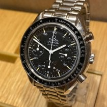 Omega Speedmaster Reduced Acier 36mm Noir Arabes France, Paris