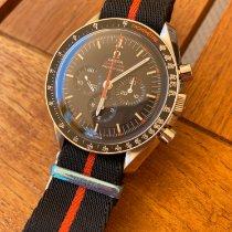 Omega Speedmaster Professional Moonwatch nuevo 2018 Cuerda manual Cronógrafo Reloj con estuche y documentos originales 311.12.42.30.01.001