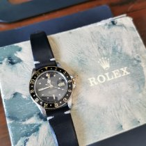 Rolex GMT-Master Steel 40mm Black No numerals UAE, Dubai