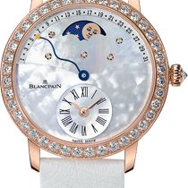 Blancpain Women Steel 36mm