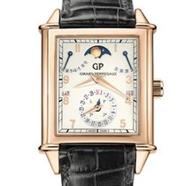 Girard Perregaux 90275-52-111-BA6A Or rose Vintage 1945 36mm occasion