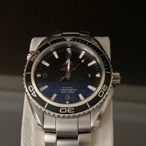 Omega Seamaster Planet Ocean Steel 45mm Black Arabic numerals United States of America, Florida, Tarpon Springs