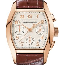 Girard Perregaux Richeville Or rose 37mm