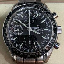 Omega Speedmaster Day Date Steel 39mm Black No numerals Singapore, Singapore