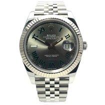 Rolex Datejust neu 2021 Automatik Uhr mit Original-Box und Original-Papieren 126334