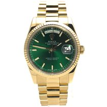 Rolex Day-Date 36 118238 2016 occasion