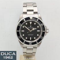 Rolex 14060 Stahl 1994 Submariner (No Date) 40mm gebraucht
