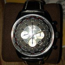 Breitling Transocean Chronograph Unitime Acier 46mm Bleu Arabes Belgique, duisburg