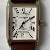 Girard Perregaux Richeville Or/Acier 44mm Blanc France, GUERANDE