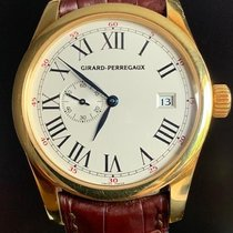 Girard Perregaux 1966 Or rose 38mm Champagne Romains France, GUERANDE