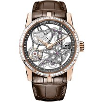 Roger Dubuis Rose gold 42mm Automatic RDDBEX0423 new