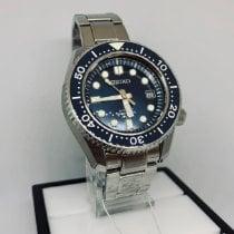 Seiko Marinemaster Steel Blue No numerals United States of America, Pennsylvania, Philadelphia
