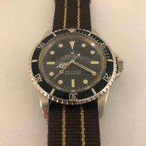 Rolex Submariner (No Date) 5513 1968 usato