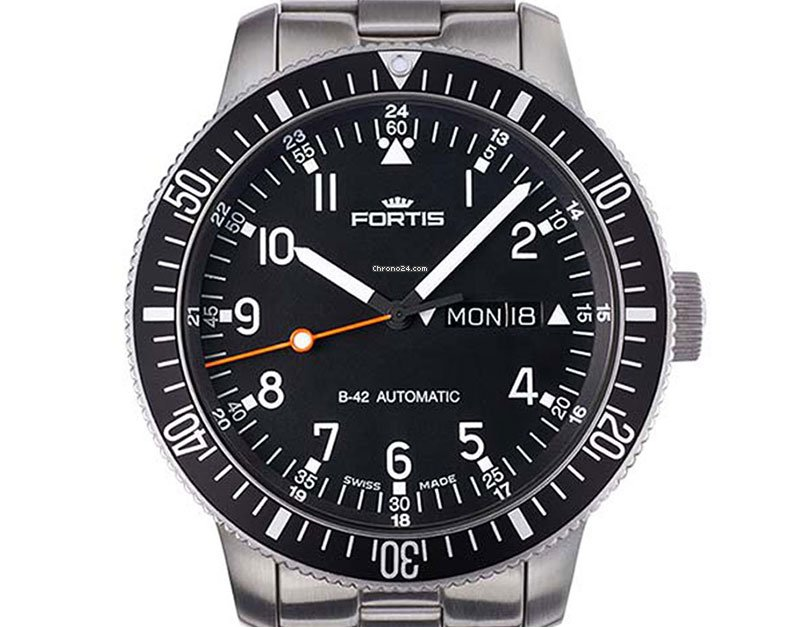 Fortis B-42 Official Cosmonauts 647.10.11 M 2020 new