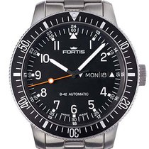 Fortis B-42 Official Cosmonauts 647.10.11 M Nou Otel 42mm Atomat
