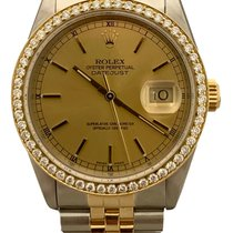 Rolex Steel 1995 Datejust 36mm pre-owned United States of America, New York, Huntington Village