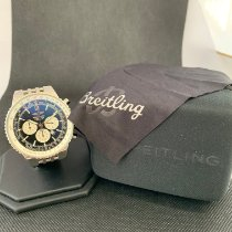 Breitling Navitimer Heritage Steel 43mm Black No numerals United States of America, New Jersey, Hopewell
