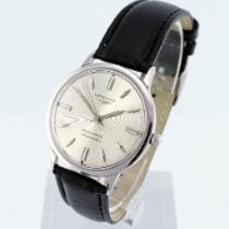 Longines Steel 33.5mm Automatic Longines 2731 pre-owned