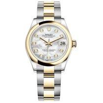 Rolex Datejust Gold/Steel 31mm White United States of America, Florida, miami