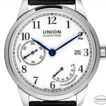 Union Glashütte 1893 Steel 41mm White Arabic numerals