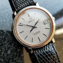 Omega Constellation Quartz Steel 35mm Silver United States of America, California, Beverly Hills