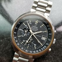 Omega Speedmaster Mark II Stål 41mm Sort