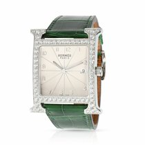 Hermès Steel 30mm Quartz H HH1-830 pre-owned United States of America, New York, New York