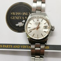 Rolex Oyster Perpetual Lady Date 6517 1982 tweedehands