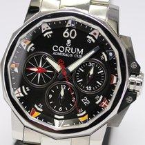 Corum Admiral's Cup Challenger Stal 44mm