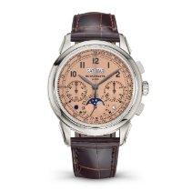 Patek Philippe Platine Remontage manuel Arabes 41mm nouveau Perpetual Calendar Chronograph