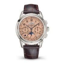 Patek Philippe Perpetual Calendar Chronograph Platina 41mm Arabisch