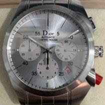 Dior Chiffre Rouge CD084611M001 Very good Steel 38mm Automatic