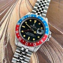 勞力士 1675 鋼 1973 GMT-Master 40mm 二手