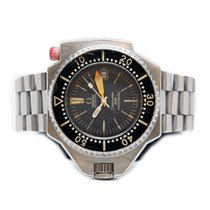 Omega Seamaster PloProf 166.077 1969 pre-owned