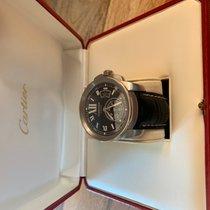 Cartier Calibre de Cartier Diver Acier 42mm Noir Romains France, nuille sur vicoin