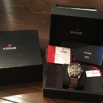 Tudor 79030N Steel 2019 Black Bay Fifty-Eight 39mm pre-owned United States of America, Arkansas, Lowell