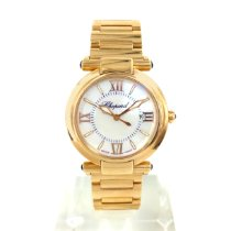 Chopard 384238-5002 Rose gold Imperiale 28mm new