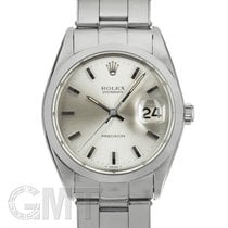 Rolex Oyster Precision 34mm Silber