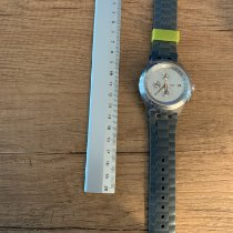 Swatch Automatic Silver Arabic numerals 45mm pre-owned