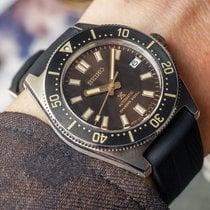 Seiko Prospex SPB147J1 Seiko Prospex Vintage Style First Diver 1965 - 40mm Automatic Rubber strap 2020 new